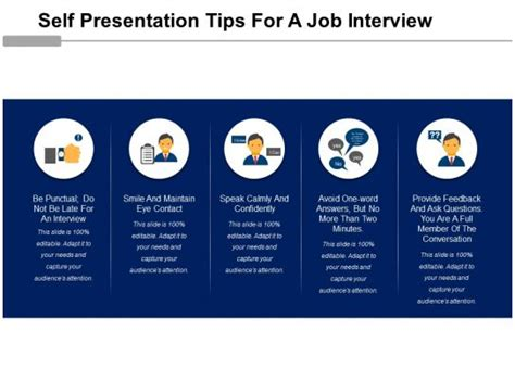 tips   job interview powerpoint