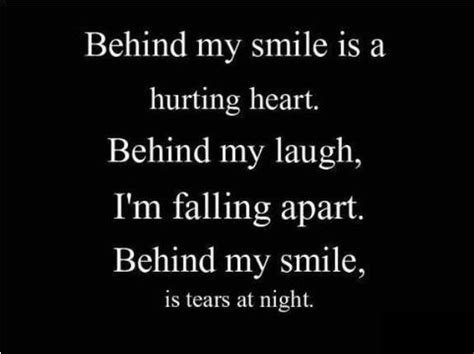 Pain Behind Those Eyes Quotes