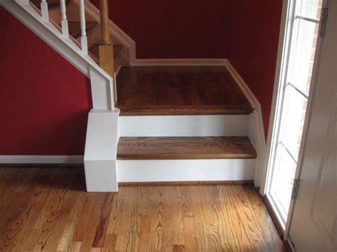 Frank VandePutte   PHOTOS Real Wood Stairs