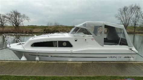 Boats For Sale East Midlands by Viking 24 In Northtonshire East Midlands Boats And