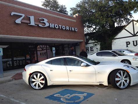 motoring    custom car shops  america