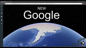 Experience New Google Earth 2017  How To Use And First