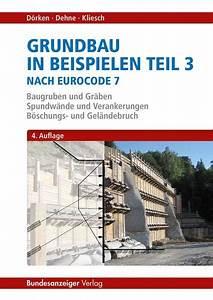 Bundesanzeiger Rechnung : grundbau in beispielen teil von doerken zvab ~ Themetempest.com Abrechnung