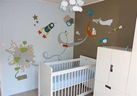 decoration de peinture pour chambre deco peinture pour chambre de bebe visuel 7