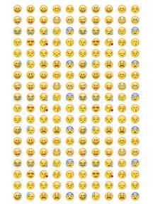 Emoji Stickers Printable