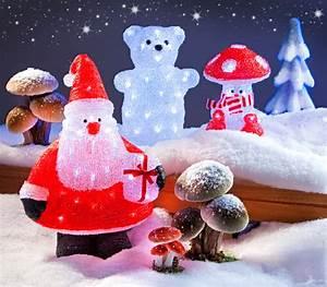 Decoration De Noel Exterieur Lumineuse