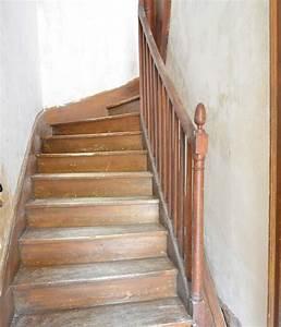 peindre un escalier marie claire With peindre des marches d escalier en bois 5 renover un escalier en bois
