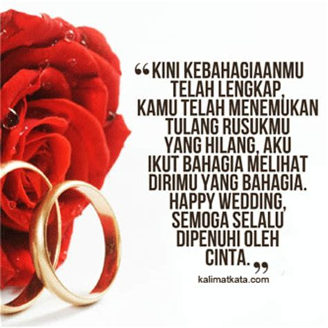 kumpulan gambar kata kata ucapan pernikahan lucu  sahabat  facebook