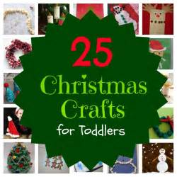 25 crafts for toddlers babble