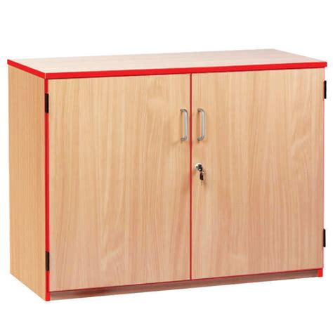 Classroom Cupboards by Coloured Edge Low Storage Cupboard Classroom Storage
