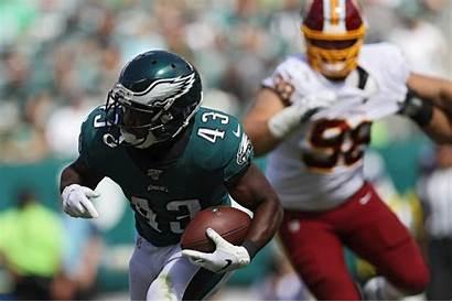 Darren Eagles Sproles Redskins Running Washington Philadelphia