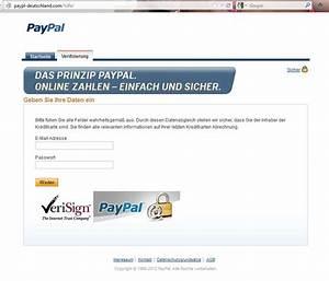 Was Ist Meine Paypal Adresse : paypal phishing mail unterwegs ~ Buech-reservation.com Haus und Dekorationen