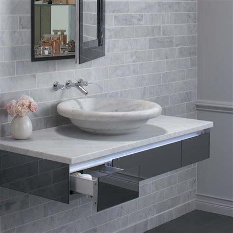Robern Vanity by Robern 48 Quot Wall Mount Slim Vanity Vs48ac Bath Vanity