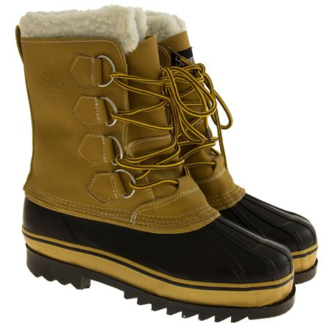 waterproof winter boots  men coltford boots