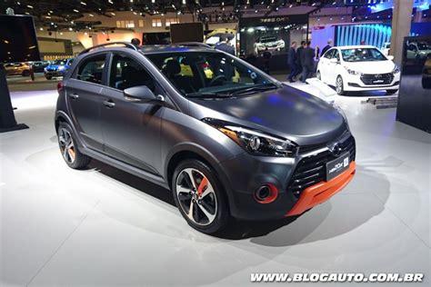 Hyundai Lança Dois Crossovers No Salão Do Automóvel Blogauto