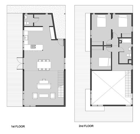House Architecture Plans by Characteristics Of Simple Minimalist House Plans