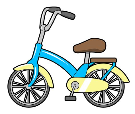 Bicycle Clip Biker Clipart Pencil And In Color Biker Clipart