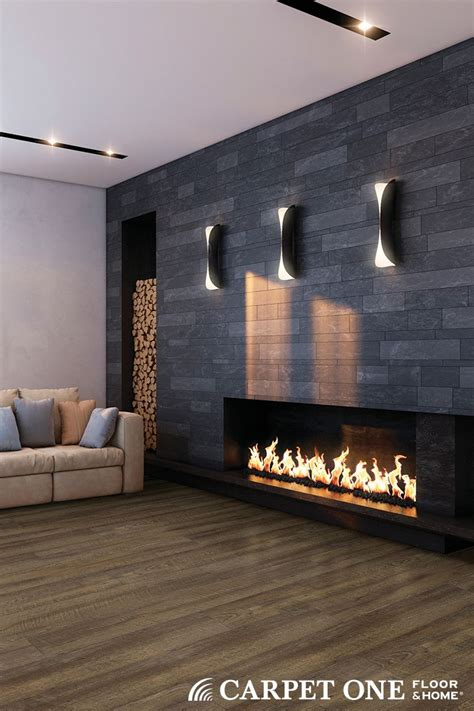 modern fireplace tile ideas  design awesome