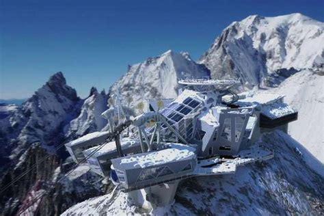 Skyway Monte Bianco è la location più spettacolare d