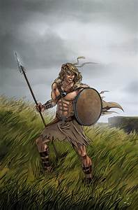 Celtic Warrior by mcguinnessjohn on DeviantArt