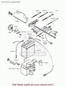 30 Kawasaki Bayou 250 Wiring Diagram