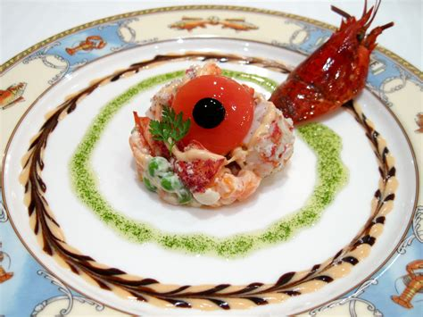 paul bocuse recettes cuisine ben homard salade pictures information from the web