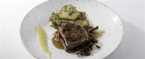 top 10 des cuisines du monde filet de boeuf aux chignons sauvages jdm