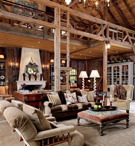 Unexpected Interiors Barn To House Conversion