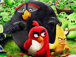 Angry Birds (2016) HQ Movie Wallpapers   Angry Birds (2016 ...  Angry
