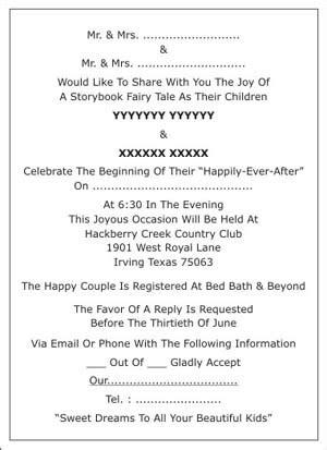 muslim wedding invitation wordingsmuslim wedding wordings