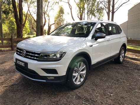2019 Volkswagen Tiguan Allspace Launch Review  Car Review