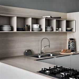 Credence Verre Sur Mesure : credence en verre trempe pour cuisine ~ Dailycaller-alerts.com Idées de Décoration