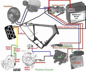 Shovelhead Chopper Wiring Diagram  Parts  Wiring Diagram Images