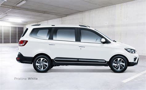 Wuling Confero Photo by Wuling Confero S The Mpv From China Autocarweek