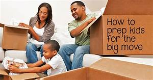 Moving house? Tips to help your child with the transition