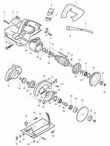 Buy Makita 4200nh 4 8 Inch Circular  9 1 Amp Replacement Tool Parts