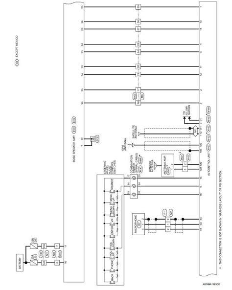Nissan Maxima Service Repair Manual Wiring Diagram