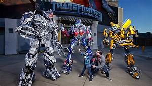 Transformers The Ride | TV Commercial [HD]| Universal ...  Transformers