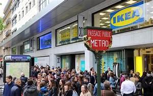 Magasin Ikea Paris : ikea paris on a visit le nouveau magasin qui ouvre ~ Melissatoandfro.com Idées de Décoration