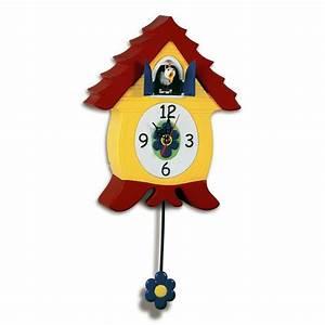 Cuckoo Clocks for Kids - Anna Poultree Chicken Cuckoo Clock