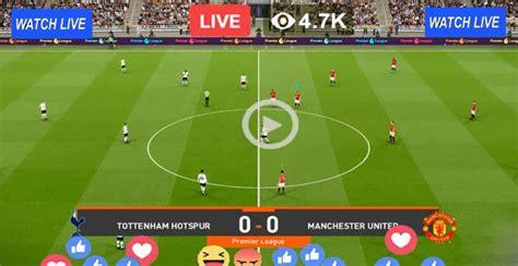 Live Football Stream | Southampton vs Tottenham (SOU v TOT ...