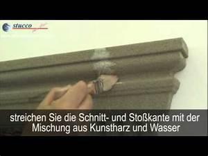 Fensterbank Einbauen Mörtel : einbau vom unbeschichteten fassaden stuck aussen stuck doovi ~ Yasmunasinghe.com Haus und Dekorationen