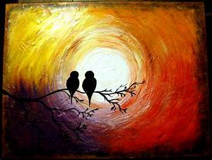 Abstract Paintings Of Love | Wallpapers Background