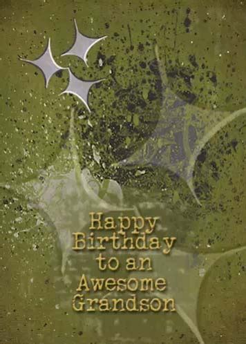 happy birthday grandson  extended family ecards greeting cards