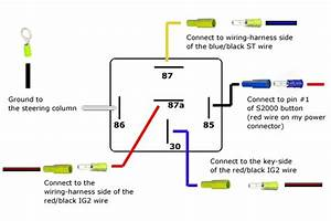 Best Relay Wiring Diagram 5 Pin Wiring Diagram Bosch 5 Pin Wiring Diagram