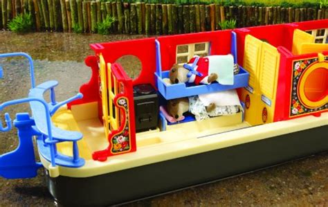 Sylvanian Families Canal Boat by Coolukdeal Wiki Buy Sylvanian Families Waterside
