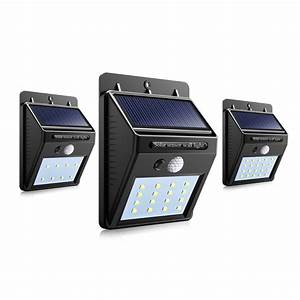 Motion Sensor Porch Light Led Street Lights Led Solar Power Pir Motion Sensor Light