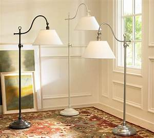 Adair floor lamp pottery barn other pinterest for Pottery barn floor reading lamp