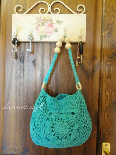 crochet purse bag patterns images