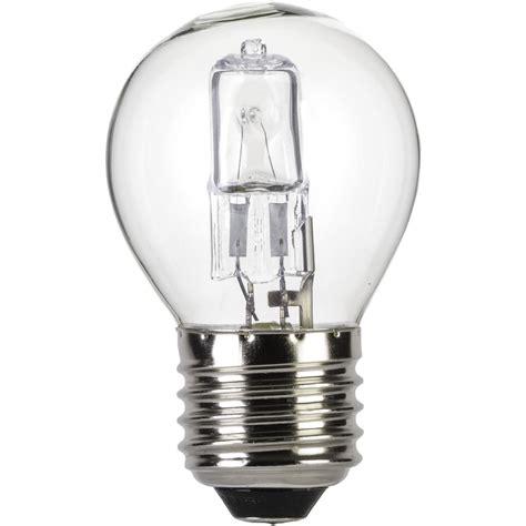 halogen work l bulbs wilko halogen bulb round es cap 42w 2pk at wilko com